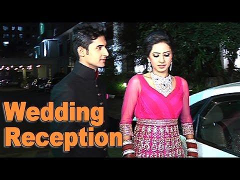 From Ravi and Sargun's Wedding Reception