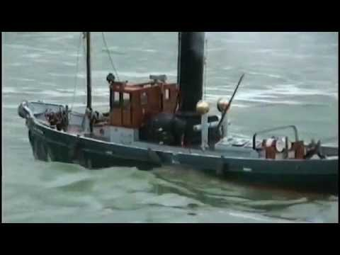 Cap Sizun RC Live Steam boat