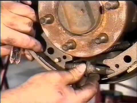 Rear Brakes    2       Dodge    Dakota  YouTube