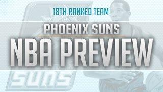 Phoenix Suns | 2015-16 NBA Preview (Rank #18)