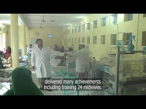Health in Afghanistan - Provincial Reconstruction Team, Helmand Province