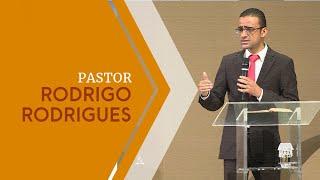 10/04/19 - Pela graça sois salvo - Pr. Rodrigo Rodrigues