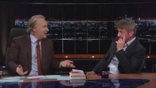 Real Time with Bill Maher: Sean Penn and Republican Mutiny