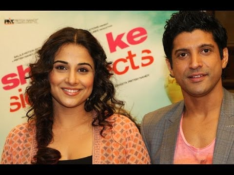 Vidya Balan and Farhan Akhtar talk marriage and relationships in Dubai