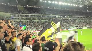 Juventus vs Atalanta 1-0 curva sud 05/05/2014