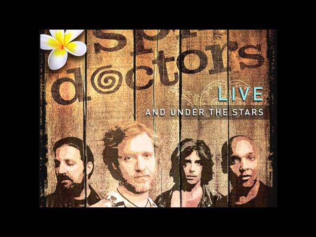 Spin Doctors Live! Aug. 20, 2011 at Royal Lahaina Resort - Maui Hawaii