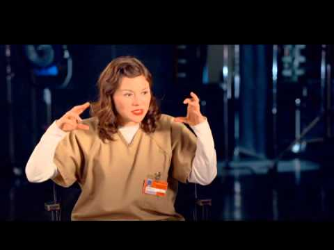 Yael Stone  Lorna  Interview from Orange Is The New Black