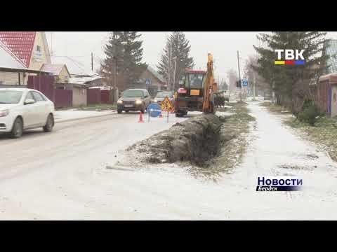 Снегоуборочная техника готова расчищать улицы Бердска