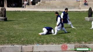 2009년 5월5일 덕수궁택견공연 충주시범단
