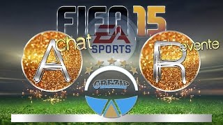 #Crezip [Fr] FIFA 15 Technique Achat/Revente
