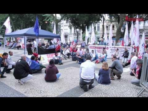 Intersindical e Bancários apoiam luta dos estudantes da BS pelo passe livre