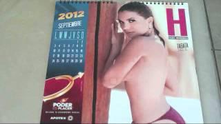 Calendario H Para Hombres 2012