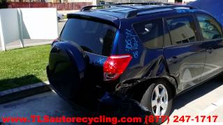 2006 Toyota Rav 4 Parts For Sale Save Upto 60%