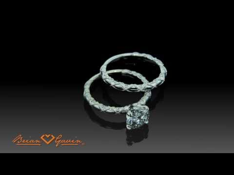 Lace Engagement Ring and Matching Wedding Band Have Arrived... From ...