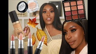 FALL Sweater Weather Glam Makeup | Jackie Aina