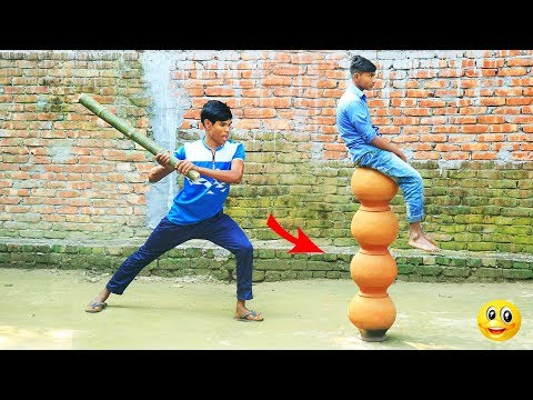 Indian New funny Video😄-😅Hindi Comedy Videos 2019-Episode-85--Indian Fun || ME Tv