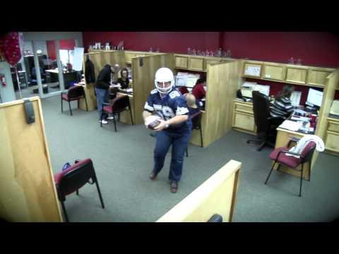 Harlem Shake - San Antonio Office Video