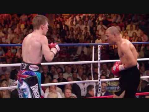 Ricky Hatton vs Jose Luis Castillo KO Knockout - The 4th round