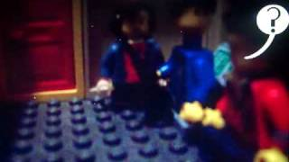 Lego ZATHURA :The Movie