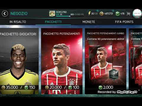 Pack Opening Fifa Mobile-By GOKU 760