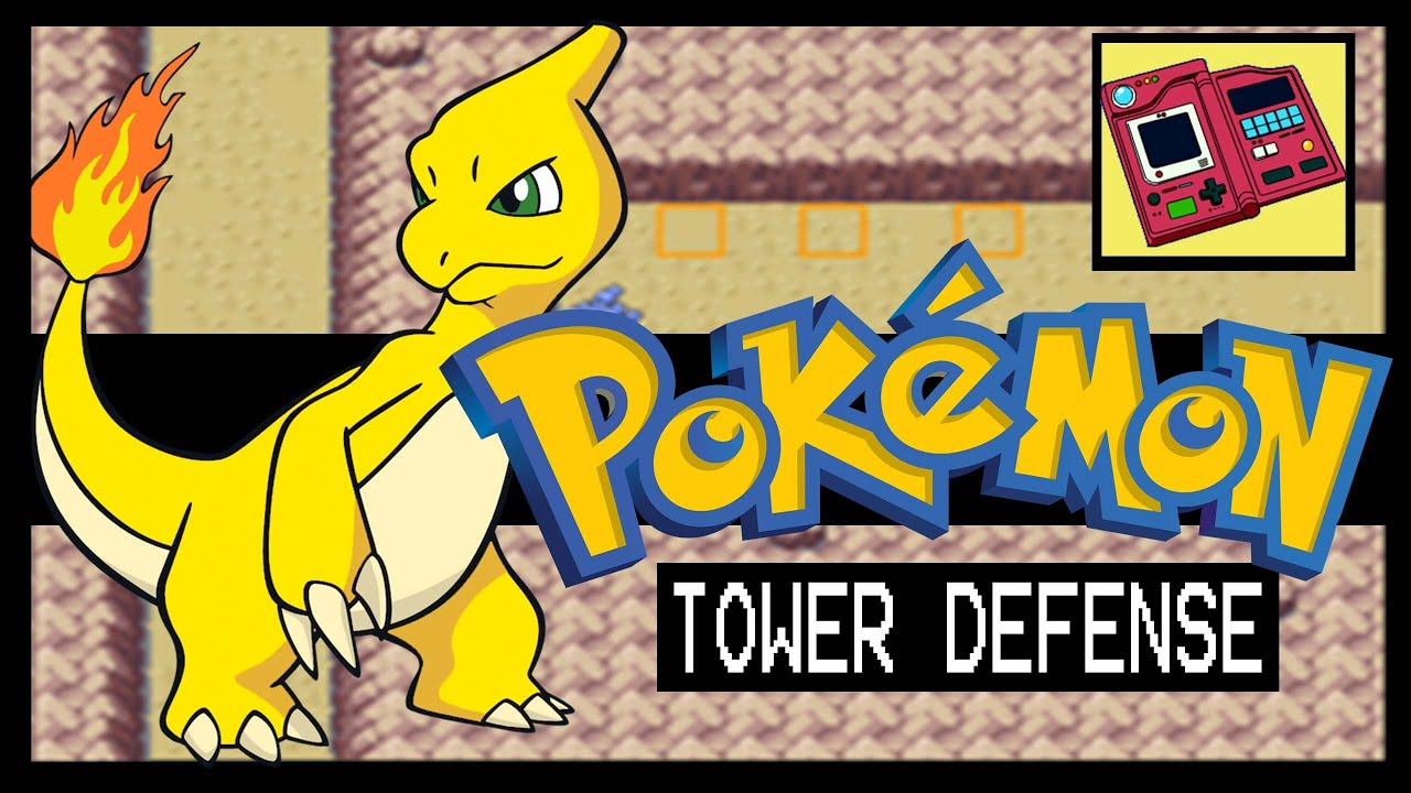POKEMON TOWER DEFENSE CHALLENGE MODE WALKTHROUGH - MT ...