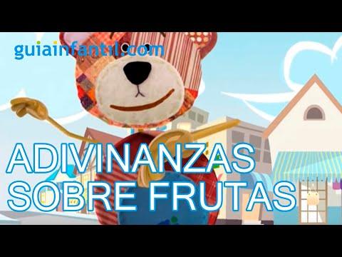 Adivinanzas sobre frutas. Acertijos fáciles para niños
