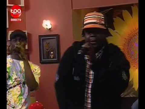 Yannick Afroman - Alvo em Movimento