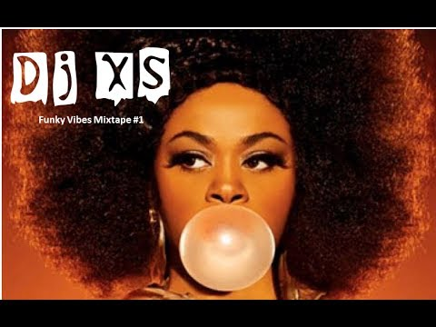 Dj XS 80's Funk Mix - 70's & 80's Funky Vibes Mixtape - Free Download