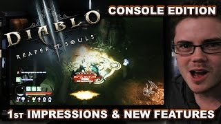 Diablo 3 Reaper Of Souls Console (PS4) First Impressions