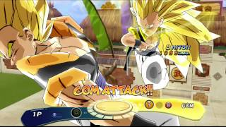 Dragon Ball Z Budokai HD Collection: Budokai 3 Gogeta Vs
