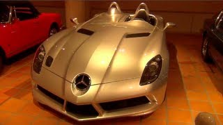 prince of monacos amazing car collection slr stirling moss countach ferrari f1