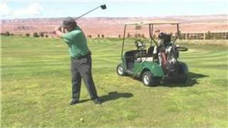 Golf Swing Mechanics : How To Do A One-Piece Golf Swing