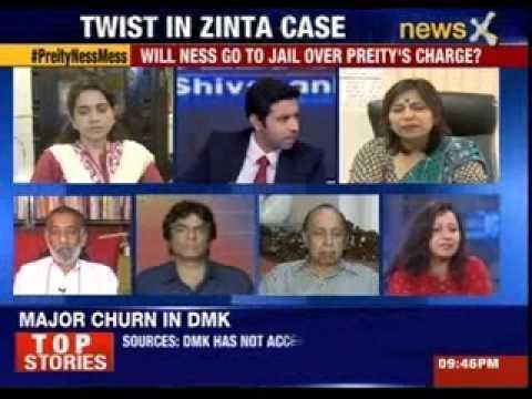 India Debates: Twist in Preity Zinta case