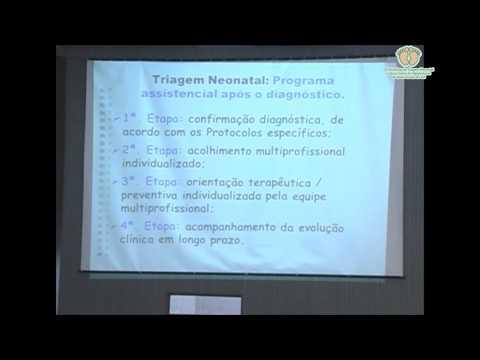 Palestra sobre O Programa Assistencial Ap�s o Diagn�stico