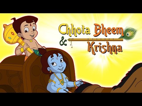 Chhota Bheem and Krishna Back in Action - Part II
