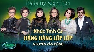 PBN 125 SPECIAL PREVIEW - Khúc Tình Ca Hàng Hàng Lớp Lớp (Nguyễn Văn Đông)