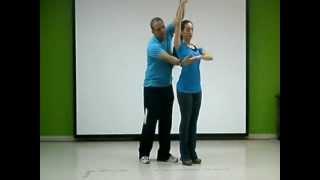 Aprende a bailar salsa. Enlaza el trombo