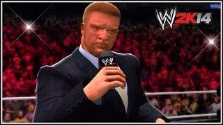WWE 2K14 The WWE COO, Corporate Triple H (Superstar