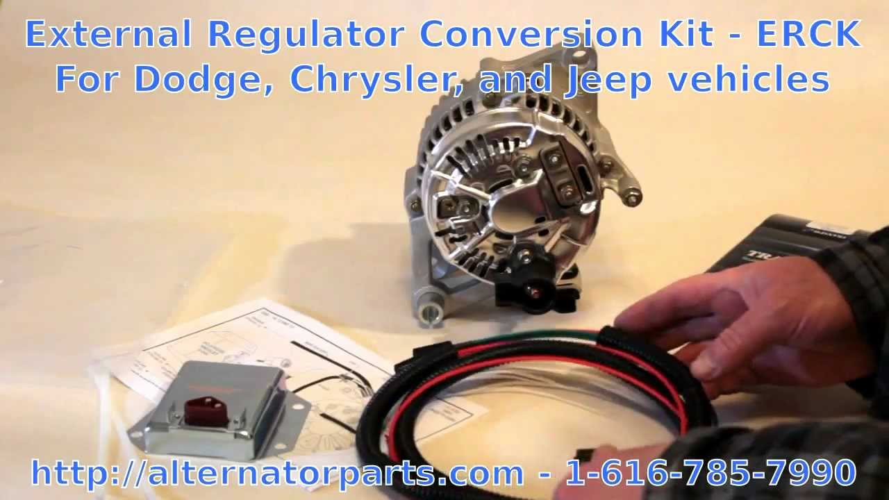 Dodge  Chrysler  Jeep Charging Problem Fix  External