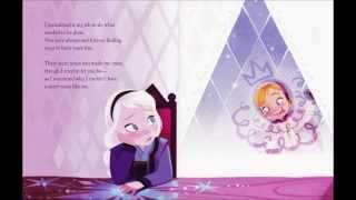 Frozen Uma Aventura Congelante-Quer Brincar Na Neve?