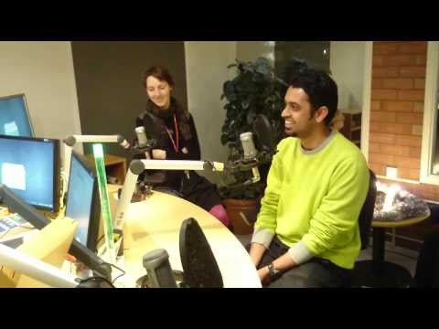 Praveen's interview with Sveriges Radio
