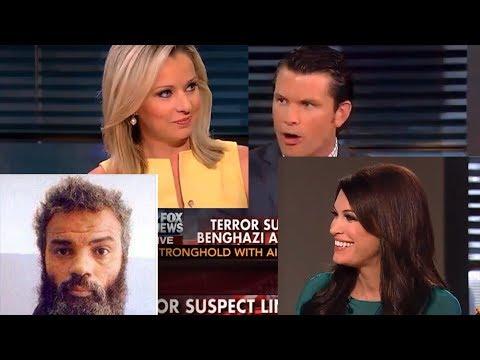 Benghazi Suspect Caught, Fox Sees Conspiracy & Insanity Ensues