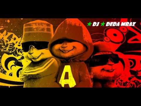 Ceca - Poziv (Chipmunks ) + tekst ★DJ★ Deda Mraz