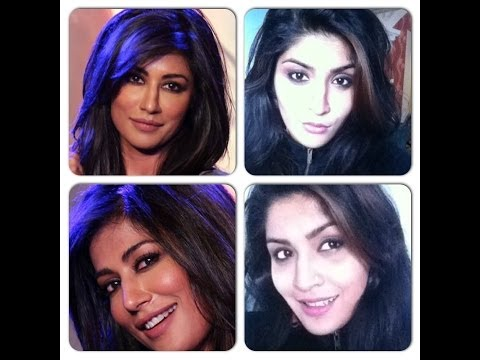 Chitrangada Singh inspired makeup-Contouring and Highlighting for Indian Skin