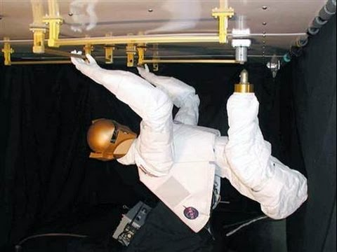 NASA's Robonaut Finally Gets Legs for Climbing