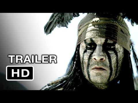 The Lone Ranger Official Trailer #2 (2012) - Johnny Depp Movie HD