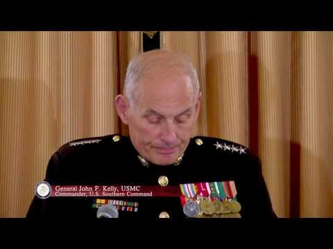 2014 California Gold Star Parents - General John F. Kelly, USMC - Extended Version