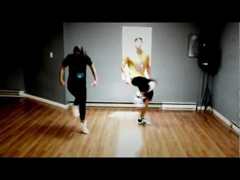 TITANIUM - David Guetta ft Sia   Matt Steffanina Dance Choreography w/ Dana Alexa