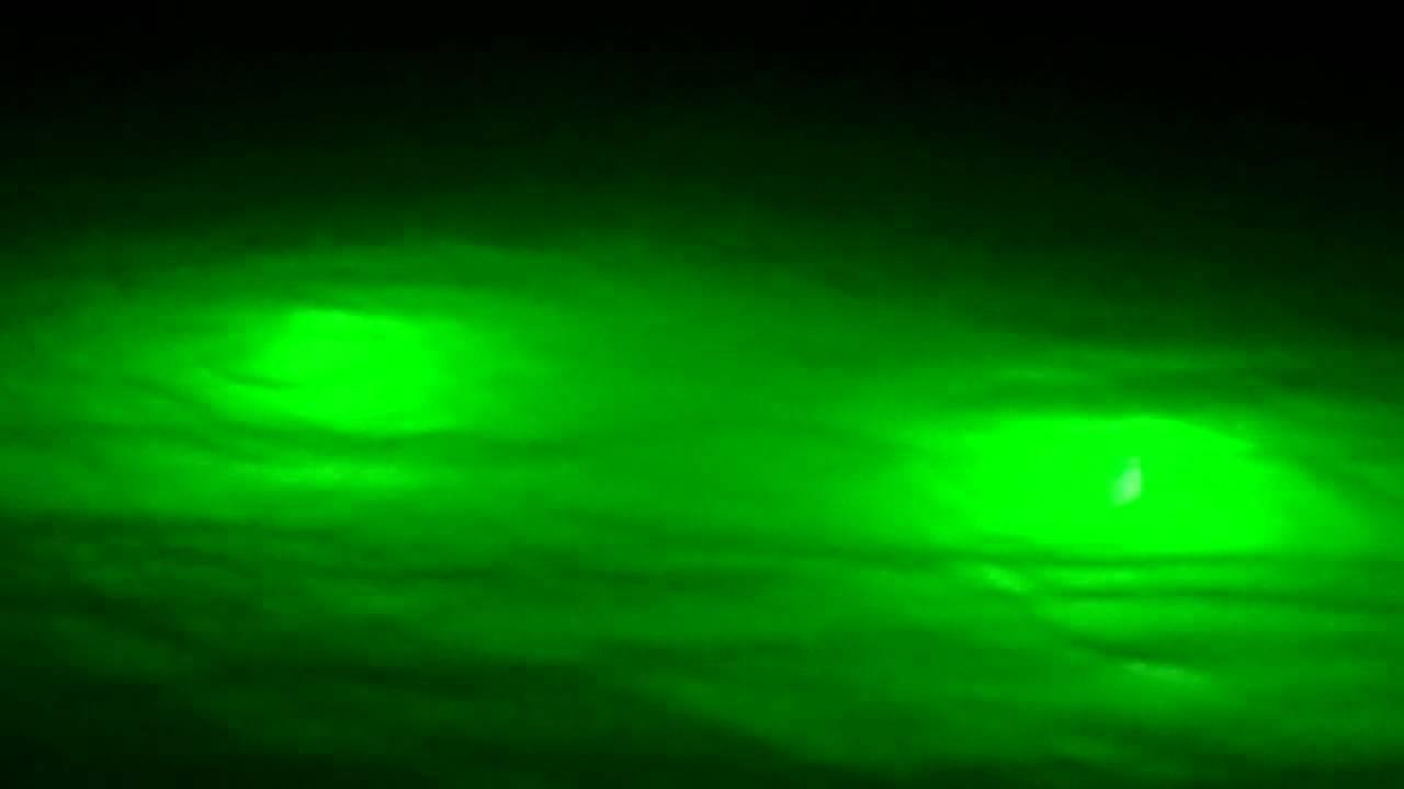 Underwater fishing lights youtube for Green light fishing