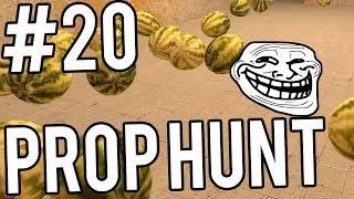 SECRET ROOM | PROP HUNT #20 | WITH FRIENDS